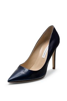 Bethany 100MM Pump In Navy