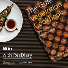 Win a 3 course meal for 2 people including wine at the brand new The Gate Vegetarian Restaurant opening December 2nd in Seymour Place, London W1.The lucky winner will also get a signed copy of The Gate Vegetarian Cookbook.  Winner's announced 5/12/16 Good luck! View full terms and conditions and Enter at : https://resdiary.com/win