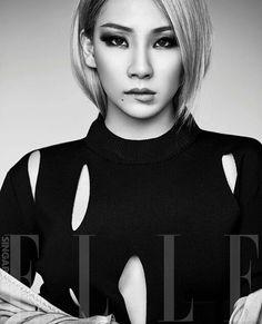 CL – Elle Singapore Magazine