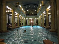 budapest public baths indoor - Google Search