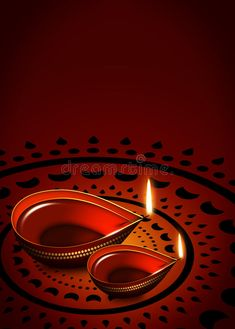 Illustration about Oil lamp with diwali diya elements over dark red background. Illustration of festival, artistic, decorative - 34675091 Shubh Diwali, Diwali Diya, Diwali Party, Diwali Greeting Cards, Diwali Greetings, Diwali Wishes, Happy Diwali 2017, Happy Diwali Images, Happy Dhanteras Wishes