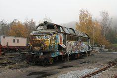 Spoorwegfotografie in België en omstreken