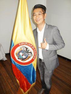 Mr. BUDIMAM SALIM EN COLOMBIA - BUCARAMANGA, IMÁGENES ~ Dxn Colombia, productos con Ganoderma Lucidum, afiliación mundial, Distribuidor Independiente