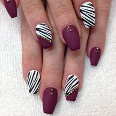 """Don't be zealous. It's just me zebra "" Photo taken by @professionalnailss on Instagram, pinned via the InstaPin iOS App! http://www.instapinapp.com (09/26/2015)"
