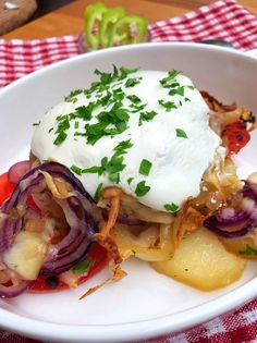 Hungarian Recipes, Bakery, Eggs, Vegetables, Breakfast, Food, Red Peppers, Essen, Morning Coffee
