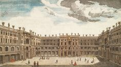 The Palace of the King of Prussia at Berlin (…)