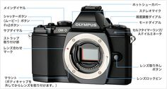 OLYMPUS OM-D E-M5|デジタル一眼カメラ|オリンパスイメージング