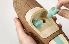 *토이 보트, madeindreams produces miniature wooden toy boats for riva :: 5osA: [오사]