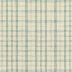 Barbery Check Aqua by Brunschwig & Fils Drapery Fabric, Fabric Decor, Linen Fabric, Fabric Design, Plaid Wallpaper, Wallpaper Size, Aqua Fabric, Plaid Fabric, Fabric Houses