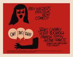 Uno, dos, tres (Billy Wilder, 1961)