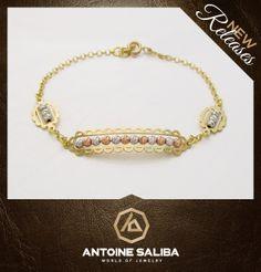 http://www.antoinesaliba.com/link.php?id=468 18Kt Gold Bracelet