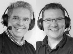 """Online-Marketingberater und Podcast-Experte Stefan Ponitz wird zu seinem aktuellen Podcast-Projekt """"Marketing MasterMinds"""" interviewt von Marketingberater Andreas Pfeifer."""