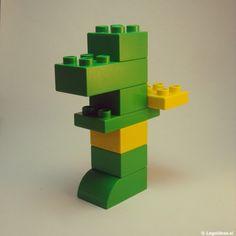 Lego duplo gargamel and azrael from smurfs lego ideas - Lego duplo ideen ...