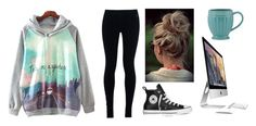 """""""Take Me Anywhere"""" by heather-bar ❤ liked on Polyvore featuring NIKE, Converse and Lenox"""