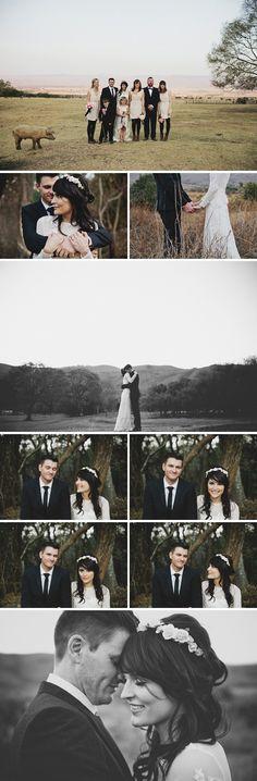 Capetown wedding