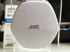 JVC HA-S55BT-W Bluetooth ワイヤレス 密閉型ヘッドホン ホワイト HA-S55BT-W