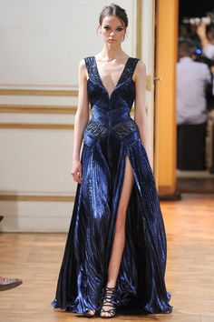 Zuhair Murad Fall 2013 Couture Collection Slideshow on Style.com