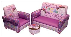 cupcakes bedroom ideas - cupcakes theme decorating candyland sweets - cupcake decor
