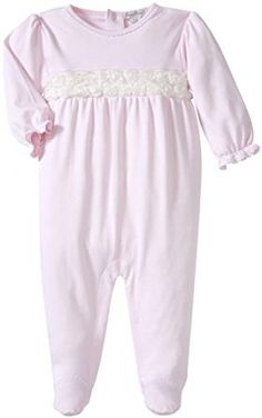 Kissy Kissy Infant's Three-Piece Take Me Home Footie, Hat & Jacket ...