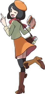 Pokemon XY F Tourist