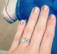 Just a little sparkle & shine! #showyourcoast #coastdiamond