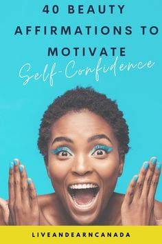 Positive Affirmations to build your self-confidence Recite these daily positve affirmations to help build your self-confidence on your self-love journey. Personal Development Books, Self Development, Gratitude Journal Prompts, Manifestation Law Of Attraction, Manifesting Money, Attitude Of Gratitude, Change Your Mindset, How To Manifest, Positive Mindset