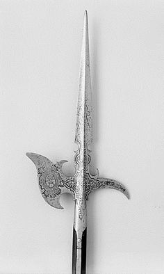 Halberd of Christian II (reigned 1601–11)