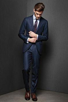 La sastrería actual está inspirada en tres tipos de traje clásicos: americano, inglés e italiano (o europeo). #PF te muestralas diferencias de cada uno
