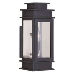 Livex Princeton 2013 Outdoor Wall Lantern 14H in.