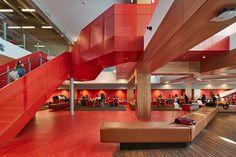 RMIT University, Melbourne #architecture #interiors