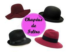 Chapéus de feltro https://francysrodrigues.wordpress.com/2015/06/17/tendencias-chapeus-de-feltro/