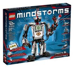 LEGO MINDSTORMS 2013 includes three interactive servo motors, remote control, improved and redesigned colour sensor, redesigned touch sensor, infrared sensor and LEGO Technic elements. For 10 years and over. Lego Technic, Lego Duplo, Lego Ev3, Lego Mindstorms Ev3, Lego Ninjago, Lego Chima, Lego Batman, Lego Avengers, Robot Lego