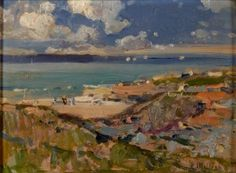Eliseo Meifren i Roig Barcelona, Painting, Landscapes, Auction, 19th Century, Pintura, Law, Paisajes, Scenery