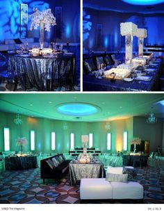 Tiffany Cook shares a Dream Designed Wedding with WED {WEDtheMagazine.com}