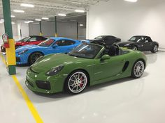 New PTS Olive Green Arrived! - Page 2 - Rennlist Discussion Forums Lamborghini, Boxster Spyder, Audi, Off Road Wheels, Truck Paint, Porsche Boxster, Cabriolet, Porsche Cars, My Ride