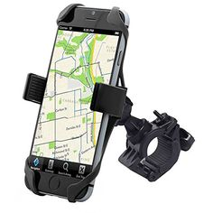 Bike Mount, Liger Universal SuperGrip Bike Mount Handlebar Holder for iPhone 6/5s/5c/4s, Galaxy S5/S4/S3/S2, HTC One & Other Smartphones & GPS Holds Devices Up To 3.5in Wide (BIKEMOUNT-SUPERGRIP-BK) Liger http://www.amazon.com/dp/B0170OJPKY/ref=cm_sw_r_pi_dp_yLv5wb07PYCKP