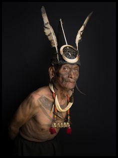 Jean-Christian Cottu - Nagaland - Tribes