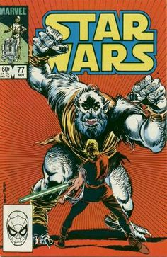 Star Wars Marvel Comics #77