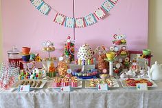 Mad Hatter's Tea Party | Mrs A in The Cove...Inspiration for my 30th birthday theme :)