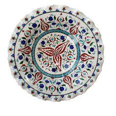 KOMEK PAZARI   Konya Meslek Edindirme Kursları   Konya Büyükşehir Belediyesi Ceramic Plates, Decorative Plates, Turkish Art, Vase, Ceramics, Kaftan, Tableware, Pattern, Home Decor