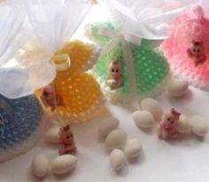 crochet miniature doll dresses   Handmade Miniature Crochet Doll Dress by babybaharcollection   Shop ...