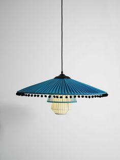 Luchsia lamp by Johan Carpner - All For Decoration Interior Lighting, Lighting Design, Pendant Lamp, Pendant Lighting, Architecture Restaurant, Keramik Design, I Love Lamp, Home And Deco, Lamp Shades