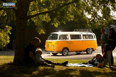 What a fab camper and a great picture.... I want it :)