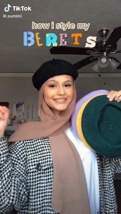 Hijab Fashion Summer, Modest Fashion Hijab, Modern Hijab Fashion, Street Hijab Fashion, Hijab Fashion Inspiration, Islamic Fashion, Muslim Fashion, Look Fashion, Fashion Outfits
