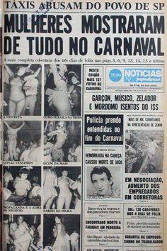 Mulheres mostram tudo no carnaval!