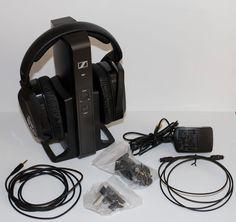 Sennheiser RS 175 RF Wireless Headphone System #Sennheiser