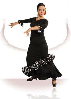 Falda de flamenco modelo EF130 Happy Dance -  67,00 €
