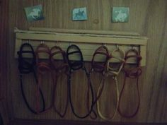 All my bridles by @Rebel Mustang