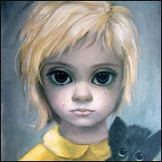 59 Ideas De Margaret Keane Pinturas De Ojos Grandes Pintura De Ojo Ojos Grandes Pinturas