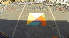 Ravenna. Mosaic of Cultures: Create your Europe everyday  9th Maj 2014, Piazza del Popolo, Ravenna (RA), Italy